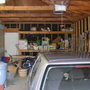 2 car garage pre transformation