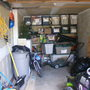 1 car garage pre transformation