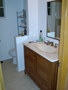 photo of Bathroom Vanity & Toilet