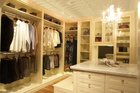 Antique White Dream Closet