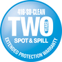 2 Years Spill & Spot  Furniture Warranty Platinum
