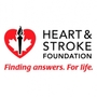 We also support the Heart&Stroke Foundation
