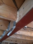 Filler in Joist Gap