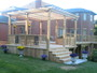 photo of Deck Construction from a Carmor Construction review