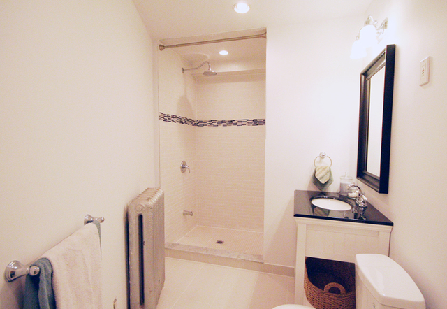 photo of Bathroom Renovation + Laundry Room Addition from a Summit Renovations review