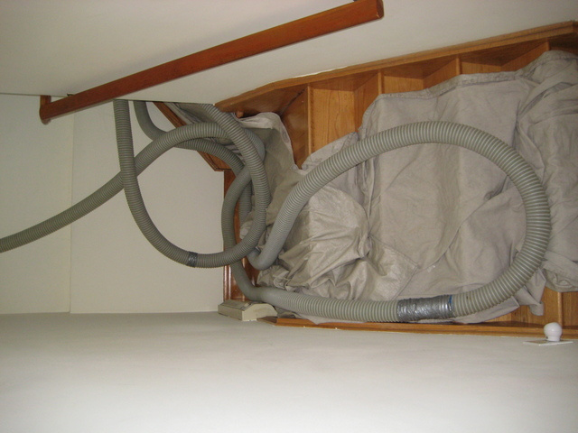 photo of Attic Insulation from a Zenic Insulation review