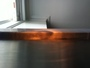 photo of Quartz kitchen counter-top installation from a Granito Manufacturing review
