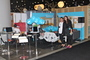 The HomeStars Booth, Staged by Fluff Design