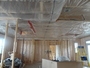 photo of New home insulated, Basement, main floor sprayed foam and attic blown insulation from a KinLar Insulation review