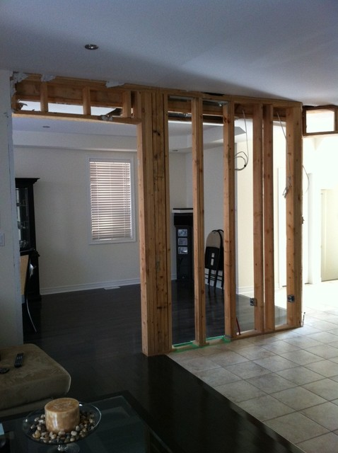 Load Bearing wall (Before)