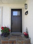 Fiberglass Craftsman Door