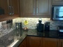 photo of kitchen counterop from a Pro Stone review