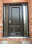 Fiberglass Stained Door