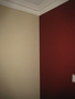 photo of new crown moulding, flooring, pot-light & paint from a The Fresh Coat Painting & Renovations review