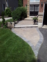 photo of Front walkway from a Northland Paving Ltd review