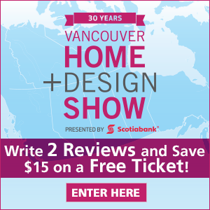 homestars win a ticket to the vancouver home and design