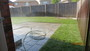 photo of Interlocking Stone Patio, Re-Sod Back/Frontyard from a Cabana Landscaping review