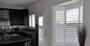Sleek Kitchen Shutters