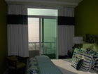 Condo - The Shores - Drapery, Sunscreens & Bedding