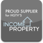 We are an official supplier of HGTV Canada's Income Property