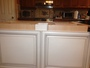 photo of Kitchen Island from a Cameo Kitchens and Fine Cabinetry review