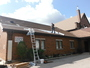 photo of Church roof from a New Steel Roofers review
