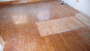 photo of Refinished wood floors from a Mr Sandless review