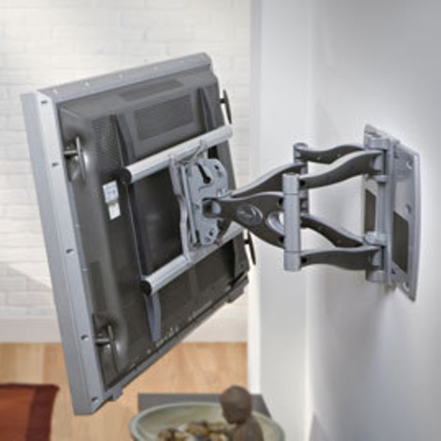 Leslievillegeek tv installation home theatre solutions for Best lcd wall mount