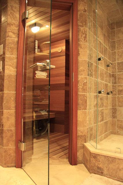 Basement Sauna Images