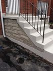Restored Concrete steps with Arriscraft stone on sides.jpg
