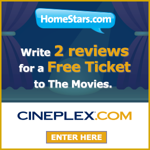 Free Ticket to the Movies EO