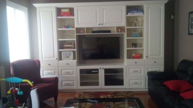 Superior closets mirrors ltd has 114 reviews and average rating of out of 10 markham area for Built in units for living room ireland