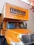 Orange Trucks Tsawassen Ladner Movers
