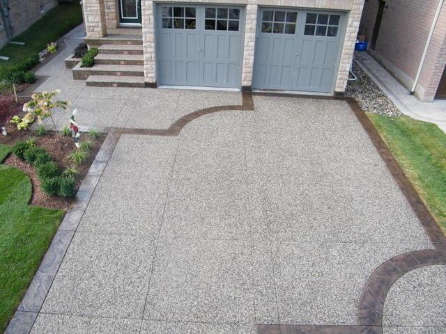 Pro Concrete Amp Paving Ltd Decorative Concrete In