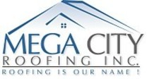 Mega City Roofing Inc's logo