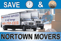 Nortown Moving & Storage's logo
