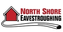 North Shore Eavestroughing's logo