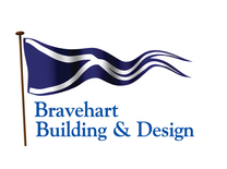 Bravehart  Building and Design's logo
