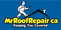 Mr Roof Repair.ca's logo