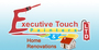 Executive Touch Painters Toronto's logo