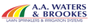 Aa Waters And Brookes's logo