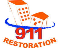 911 Restoration Of Durham Region's logo