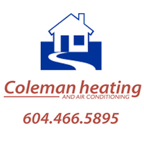 Coleman Heating & Air Conditioning's logo