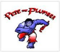 Pete The Plumber's logo