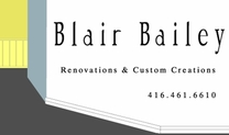 Blair Bailey Renovations & Custom Creations's logo