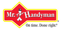Mr Handyman Of Oakville, Burlington And Hamilton's logo