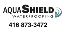 Aquashield Waterproofing's logo