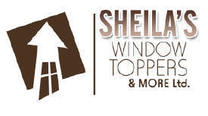 Sheilas Window Toppers Crowfoot