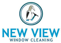 New View Window Cleaning's logo
