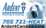 Ardent Heating & Air Conditioning's logo